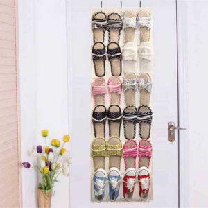 آویز کفش پشت دری