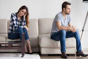 نشانه های احتمالی پایان یک زندگی مشترک
