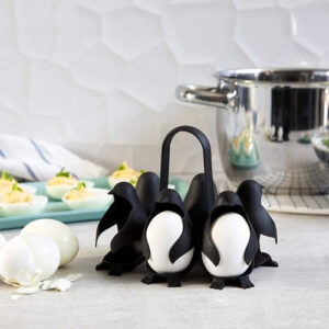 نگهدارنده تخم مرغ مدل پنگوئن