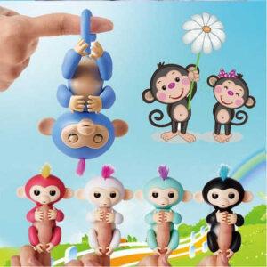 ربات میمون بند انگشتی