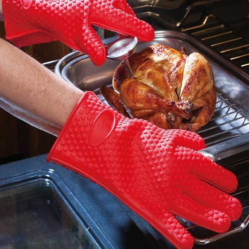 دستکش سیلیکونی آشپزخانه