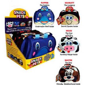 کیف غذای کودک Snack Pets