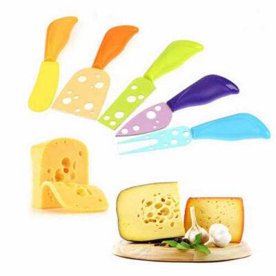 ست چاقو پنیر خوری فانتزی