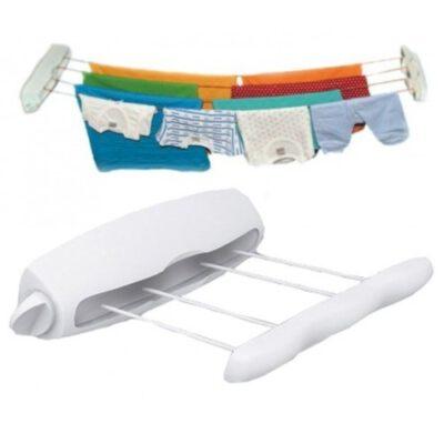 بند رخت دیواری کشویی