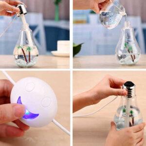 دستگاه بخور سرد لامپ