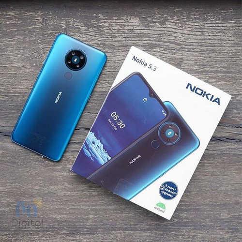 گوشی موبایل نوکیا مدل Nokia 5.3